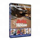 Best of Ask This Old House: 44 Common Household Projects Done Right DVD - Sealed!