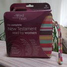 NCV The Word Becomes Flesh Audio Bible: The Complete New Testament Read by Women 18 CD Box Set!