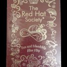 Easton Press - The Red Hat Society - Sue Ellen Cooper Signed Leather Bound Edition - FACTORY SEALED!