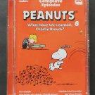 Die Peanuts Vol. 10 - What Have We Learned, Charlie Brown? GERMAN Version  DVD!