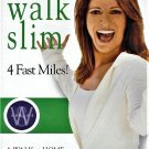 Leslie Sansone's Walk Slim 4 Fast Miles, a Walk At Home Program for Faster Weight Loss DVD - Sealed!