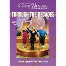 Jodi Stolove's Chair Dancing Through the Decades DVD - Sealed!