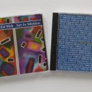 Set in Motion and Uninstall CD's by Ed Vick - Set of 2 CD's - Sealed!