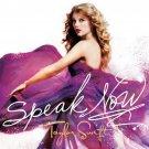 Speak Now Taylor Swift Audio CD - Sealed!