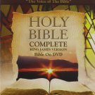Holy Bible: Complete King James Version Bible on DVD narrated by Alexander Scourby - SEALED!