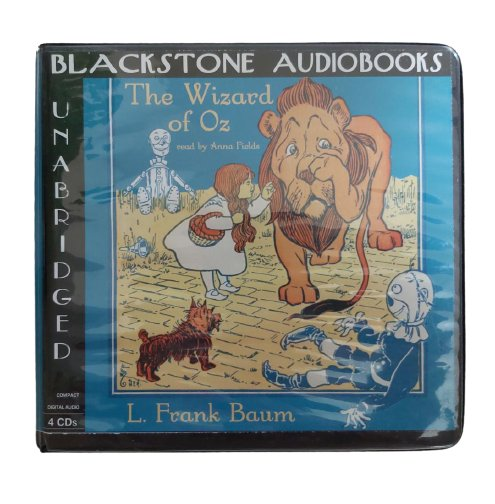 The Wizard of Oz Audiobook by L. Frank Baum Read by Anna Fields!