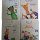 BABY EINSTEIN DVD - Set of 4 - The Walt Disney Company!
