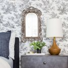 New Astoria Grand Arch/Crowned Top Wall Mirror