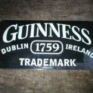 GUINNESS BEER IRELAND TIN SIGN METAL IRISH SIGNS I
