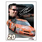 TONY STEWART 2006 TIN SIGN METAL AD ADV SIGNS T