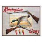 REMINGTON GUNS TIN SIGN METAL RETRO ADV SIGNS R