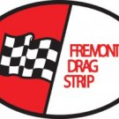 FREMONT DRAG STRIP STEEL SIGN METAL RETRO ADV SIGNS F