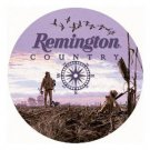 REMINGTON COUNTRY TIN SIGN METAL ADV AD SIGNS R