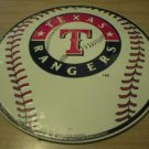 TEXAS RANGERS BASEBALL SIGN METAL ADV AD SIGNS T