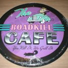 ROADKILL CAFE TIN SIGN METAL RETRO ADV SIGNS R