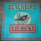 VINTAGE STYLE BLACKBIRD TEA TIN SIGN PIC METAL AD SIGNS