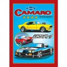 CHEVROLET CAMARO SIGN METAL RETRO ADV SIGNS C