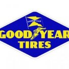 GOOD YEAR TIRES SIGN METAL ADV SIGNS S