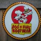 DOG N SUDS PORCELAIN SIGN METAL CAFE BAR PUB AD SIGNS T