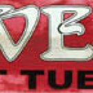 LOVE IN NEXT TUESDAY TIN SIGN METAL POSTER SIGNS H