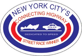 NEW YORK CITY'S HIGHWAY SIGN RETRO STEEL SIGNPAST SIGNS N