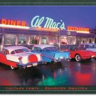 AL MAC'S DINER RETRO TIN SIGN