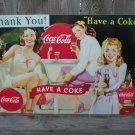 HAVE A COKE COCA-COLA TIN SIGN METAL RETRO ADV SIGNS C