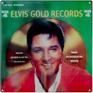 ELVIS PRESLEY TIN SIGN RECORD ALBUM E