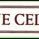 WINE CELLAR SIGN METAL ADV RETRO SIGNS G