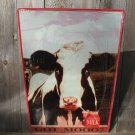 COW TIN SIGN METAL RETRO ADV SIGNS C