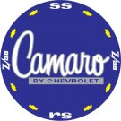 CAMARO BAKED ENAMEL SIGN 18 GAUGE STEEL