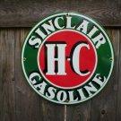 SINCLAIR HC PORCELAIN-COATED SIGN