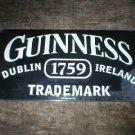 GUINNESS BEER IRELAND TIN SIGN