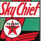 TEXACO SKYCHIEF TIN SIGN