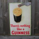GUINNESS BEER TIN SIGN