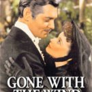GONE WITH THE WIND TIN METAL SIGN