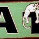 CATS TIN METAL SIGN