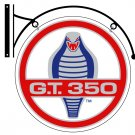 COBRA G.T. 350 DOUBLE SIDED DISK METAL SIGN BRACKET
