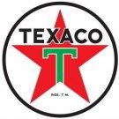 25.5 TEXACO T-STAR HEAVY STEEL SIGN