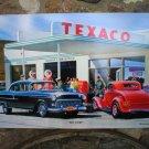 TEXACO SKYCHIEF RETRO HEAVY STEEL SIGN