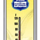 RICHFIELD HI OCTANE METAL THERMOMETER