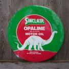 SINCLAIR OPALINE MOTOR OIL TIN SIGN