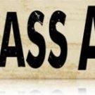 JACKASS ACRES HEAVY METAL SIGN