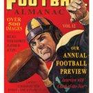 Football Almanac HEAVY METAL SIGN