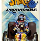 Don The Snake Prudhomme drag racing HEAVY METAL SIGN