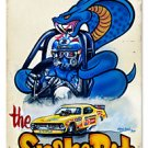 Don Prudhomme Snake Pit drag racing HEAVY METAL SIGN