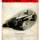 Hot Rod Magazine Premier January 1948 HEAVY METAL SIGN