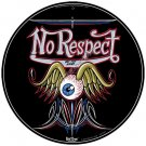 MotorCult No Respect Heavy Metal Sign