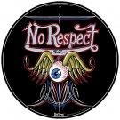 MotorCult No Respect Heavy Metal Sign