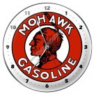 MOHAWK ROUND METAL CLOCK